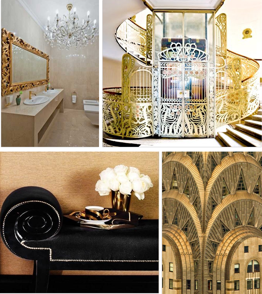 Katie Saeger Events - From Hallways to Aisles: Art Deco
